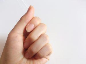 ツメリッチリペア 二枚爪